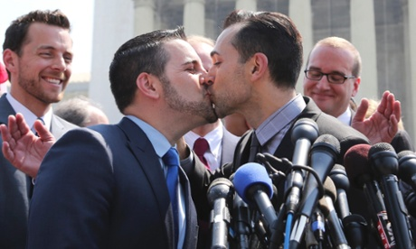 Nationwide same sex marriage could prove that Roe was the right decision all along